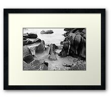 Port a Doris, Donegal Framed Print