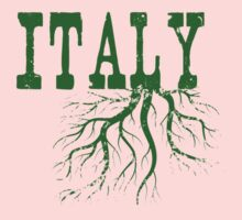 Italy Roots Kids Tee