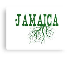 Jamaica Roots Canvas Print