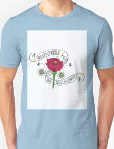 Wildflowers Not Wallflowers T-Shirt