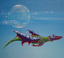 Cloud Dragon by Rainer Kozik