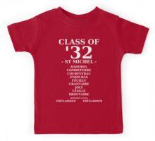 Class of '32 Leavers' Hoodie/Shirt Kids Tee