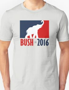 Bush 2016 GOP T-Shirt