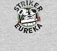 Distressed Striker Eureka Logo T-Shirt