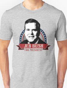 Jeb Bush for President 2016 T-Shirt