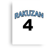 Kuroko no Basket - Rakuzan Akashi Shirt Canvas Print
