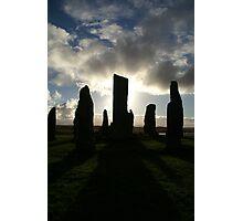 Isle of Lewis Scotland Photographic Print
