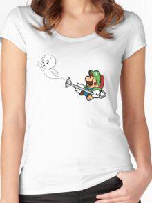 Luigi V Casper Women's Fitted Scoop T-Shirt