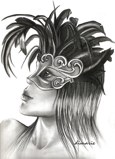at the masquerade... by dimarie