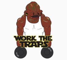 Workout Ackbar by Caveman86