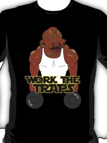 Workout Ackbar T-Shirt