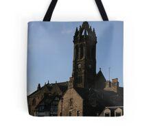 Peebles Parish Church Tote Bag