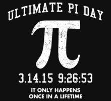 Pi Day 2015 by KDGrafx