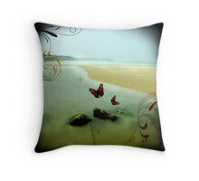 Normandie Throw Pillow