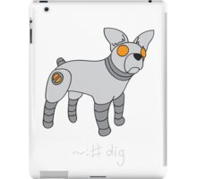 Angrybot: Prompt Dog iPad Case/Skin