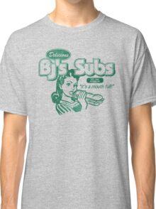 BJ's Subs T-Shirt Classic T-Shirt