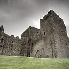 Rock of Cashel, Ireland by Kate Hall