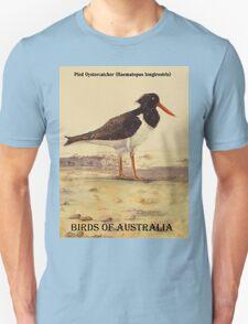 Pied Oystercatcher - Birds of Australia series T-Shirt