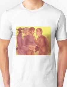 Hannibal - Flirting Chilton Unisex T-Shirt