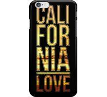 California love  iPhone Case/Skin