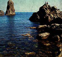 Faraglioni  by Andrea Rapisarda