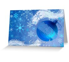 May You Find This Christmas Inner Peace Greeting Card