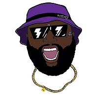 Rick Ross Rozay by katiezhangg