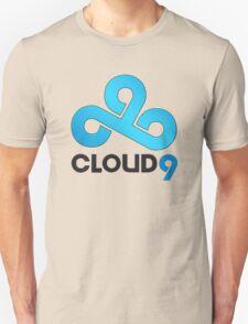 Cloud 9 - Sleek Gloss Unisex T-Shirt
