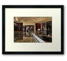The Kings Castle Framed Print
