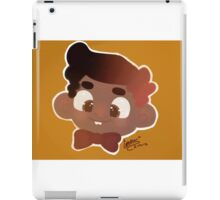 smiley boy iPad Case/Skin
