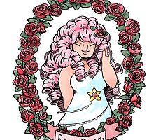 Rose Quartz - Steven Universe by RustNut