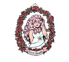 Rose Quartz - Steven Universe Photographic Print