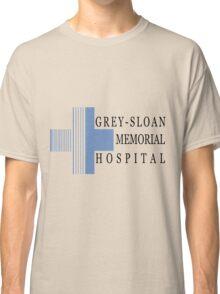 Grey-Sloan Memorial Hospital Classic T-Shirt