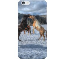 Today Was A Challenge iPhone Case/Skin