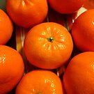 Mandarin Oranges by Fara