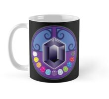 The jewels (solid) Jewels: White, Yellow, Tigers eye, Rose, Summer sky, Purple, opal, emerald, sapphire, red, ebony, and black Mug