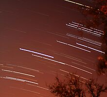 Startrails II by Chetan R