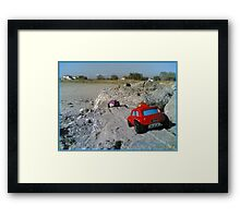 my machbox 4 Framed Print