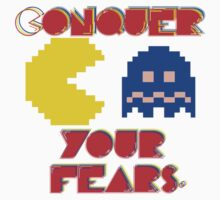 Conquer Your Fears! Kids Clothes