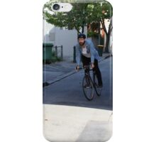 In His Own World iPhone Case/Skin