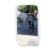 In His Own World Samsung Galaxy Case/Skin