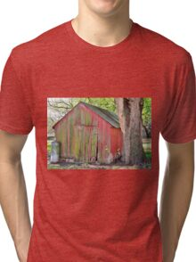 Old Red Tri-blend T-Shirt