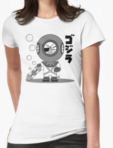 Dr. Serizawa Womens Fitted T-Shirt