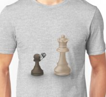 Pawn takes Queen T-Shirt