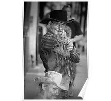 Bourbon Cowboys Poster