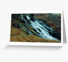 Lakeland Ghyll Greeting Card