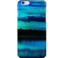 Brilliant Blue iPhone Case/Skin