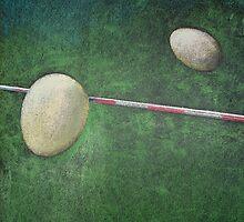 Eggs over Easy by John Sunderland