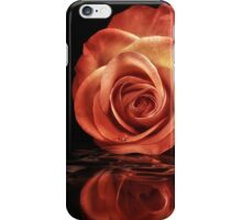 Rose reflection iPhone Case/Skin