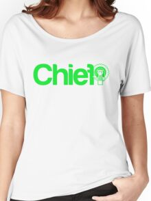 Project Chief  |  Green Women's Relaxed Fit T-Shirt